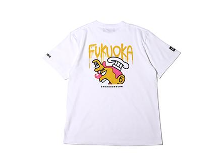スニーカーダンク(スニダン)×COOK(クック)×atmos(アトモス) 広島限定Tシャツ
