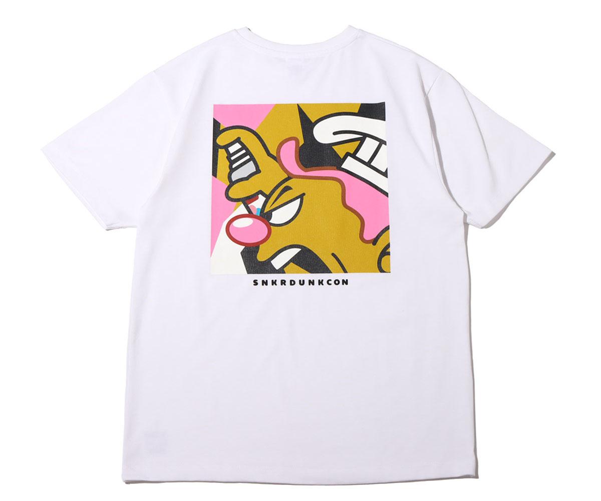 スニーカーダンク(スニダン)×COOK(クック)×atmos(アトモス) コラボTシャツ6