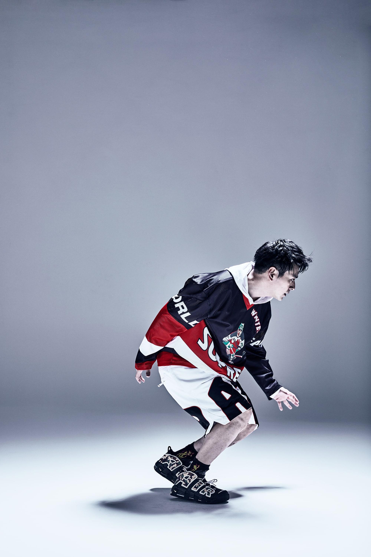 山下健二郎 スニーカーのインタビュー写真3