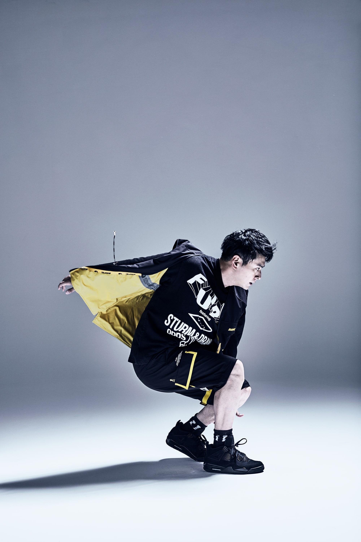 山下健二郎 スニーカーのインタビュー写真4