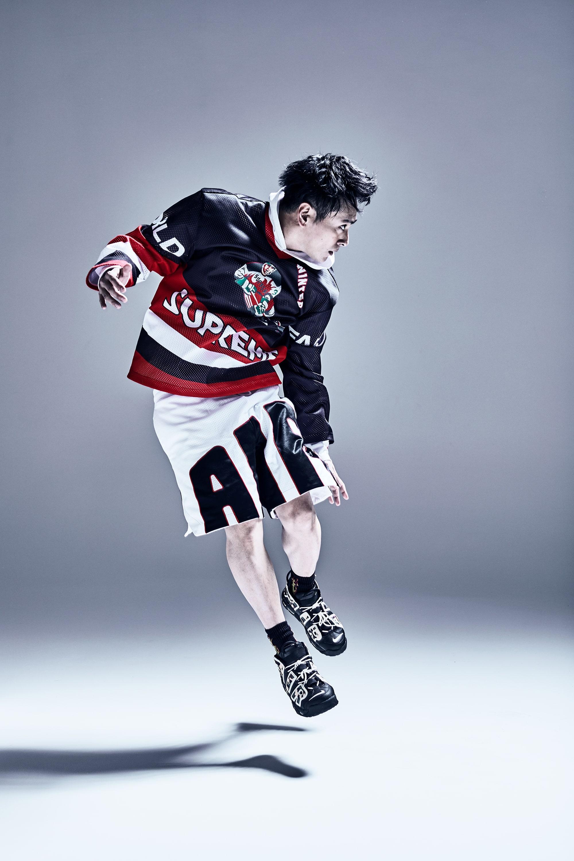 山下健二郎 スニーカーのインタビュー写真2