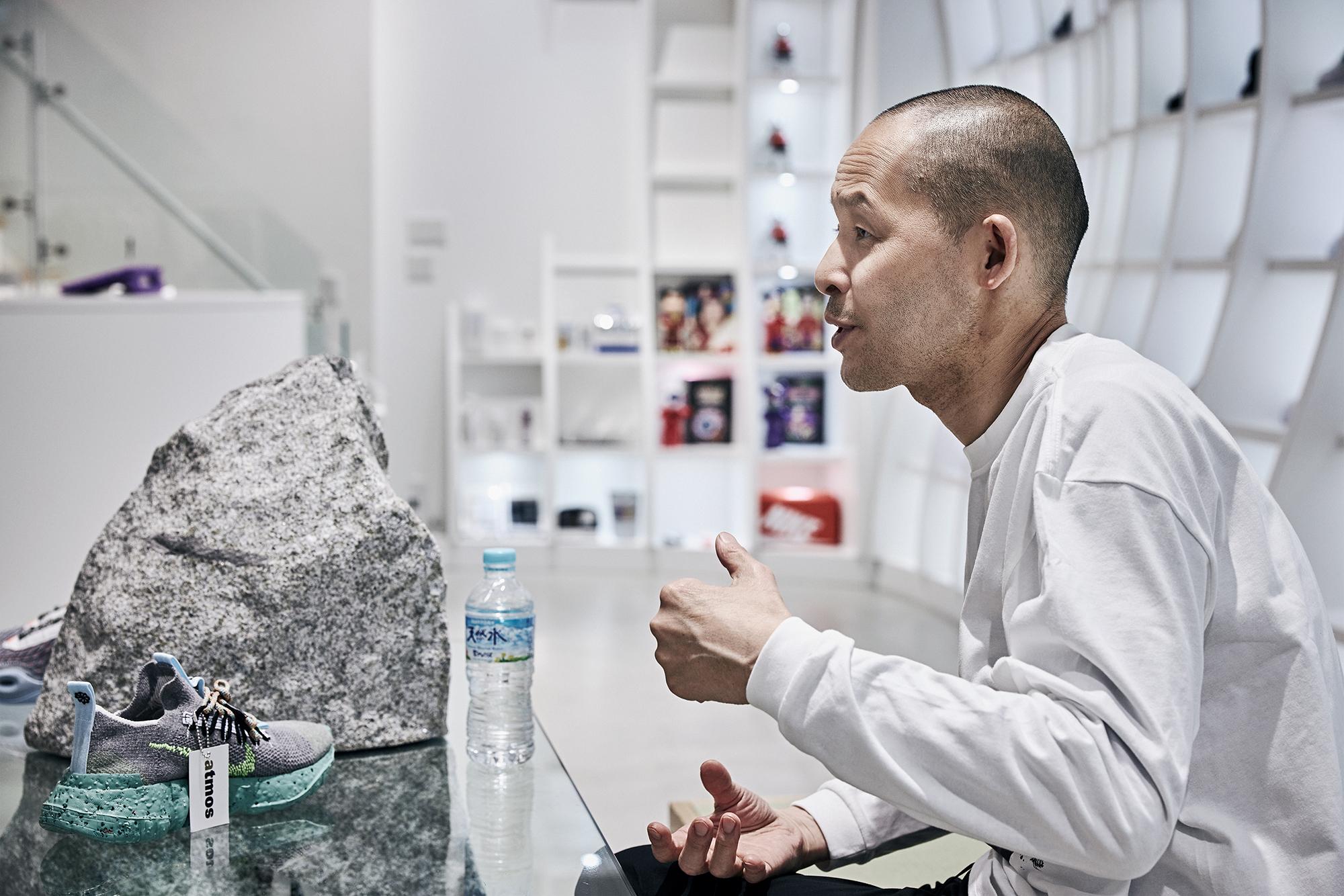 atmos 本明秀文のインタビュー写真3