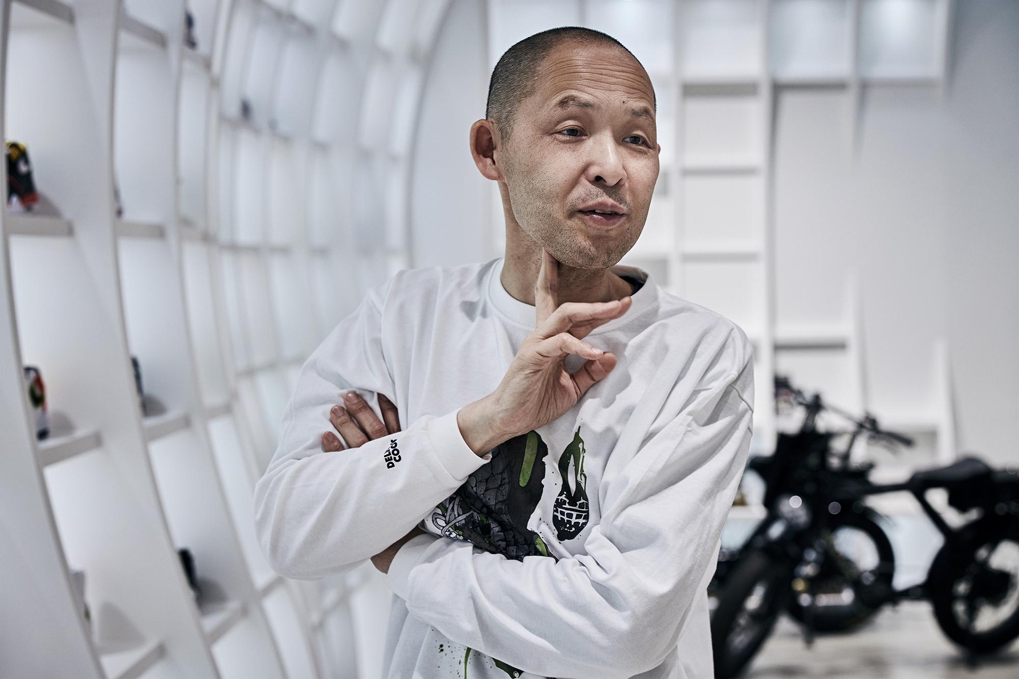 atmos 本明秀文のインタビュー写真4