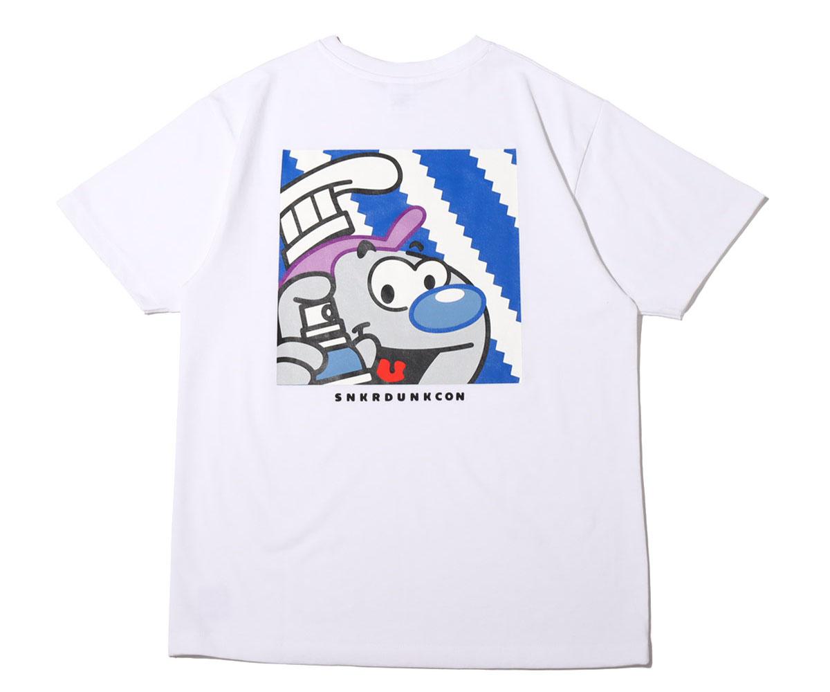 スニーカーダンク(スニダン)×COOK(クック)×atmos(アトモス) コラボTシャツ4