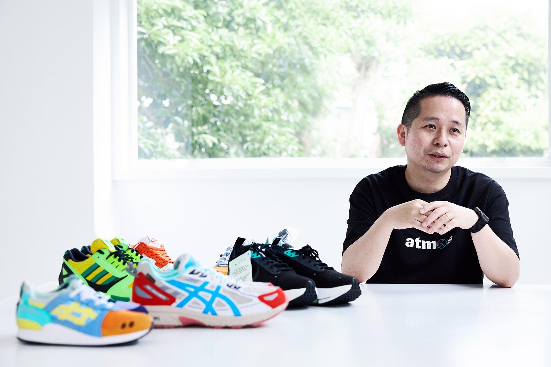 atmos小島奉文のインタビュー写真3